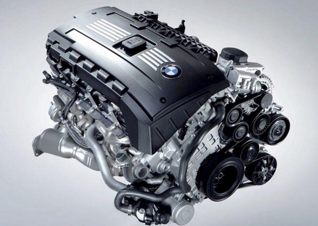 Двигатель N52B30
