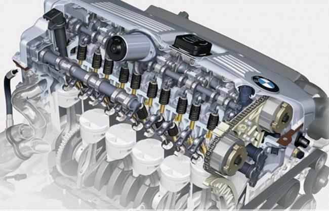 Двигатели серии N52