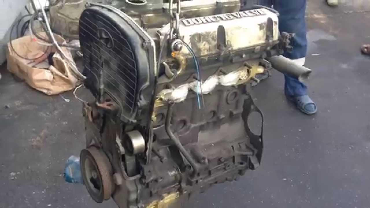 Б/у двигатель G4JS