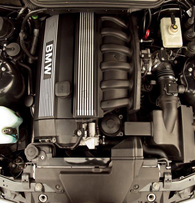 М52B25 в автомобиле