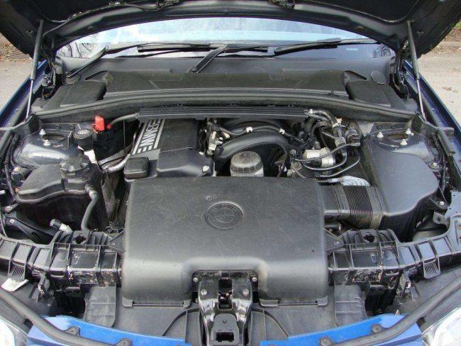 BMW N45B16 под капотом