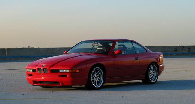 BMW E31 830i