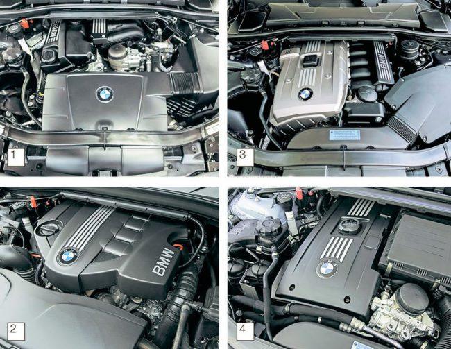 Двигатели N54B25, N54B25OL