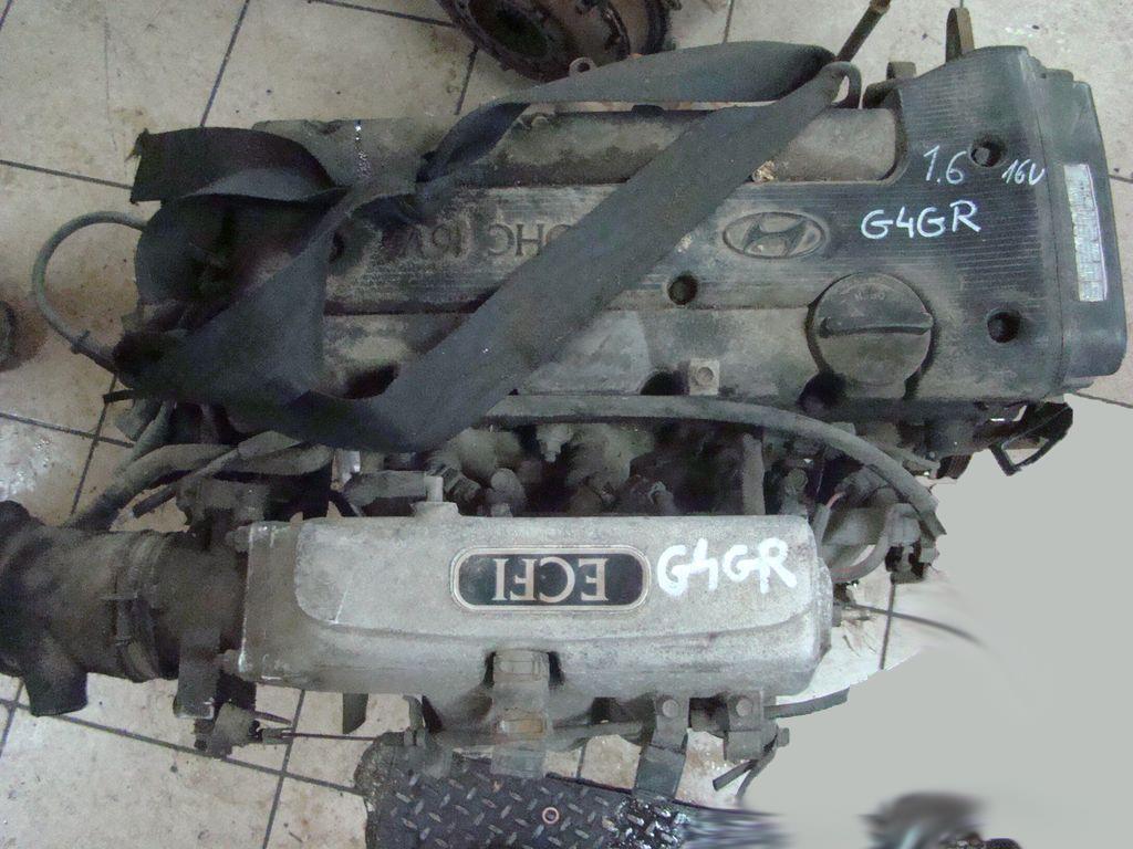Двигатель G4GR
