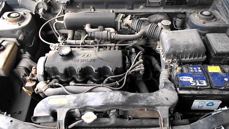 Двигатель G4EK