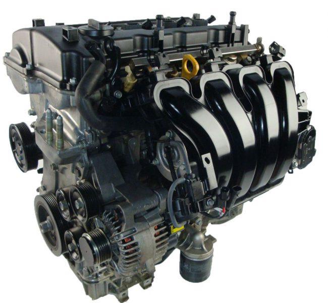 Корейский мотор G4KD