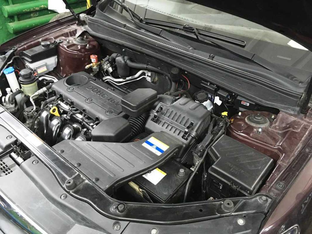 G4KE двигатель