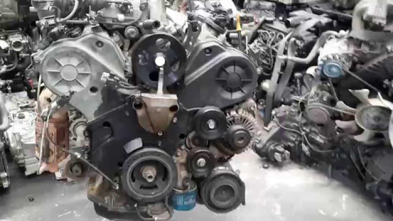 G6EA двигатель