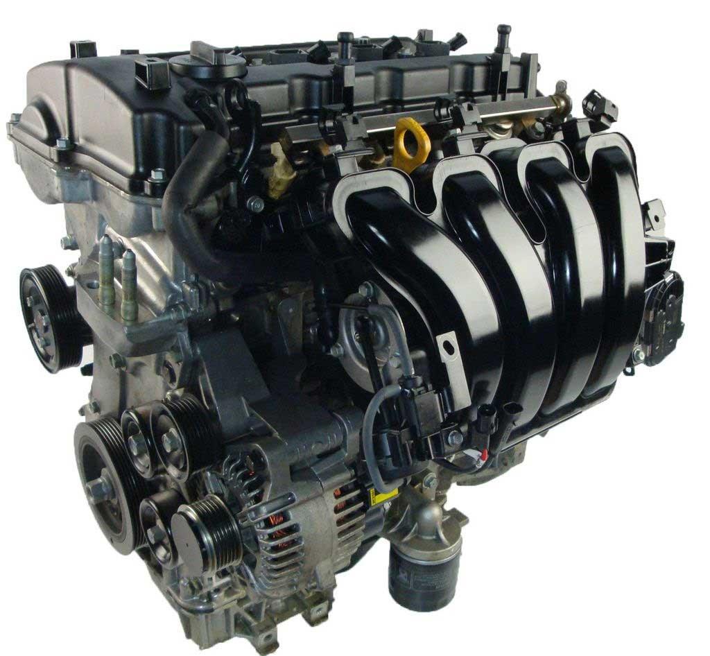 Двигатель Киа Спортейдж