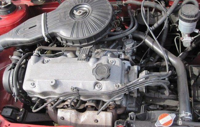 Двигатель G13