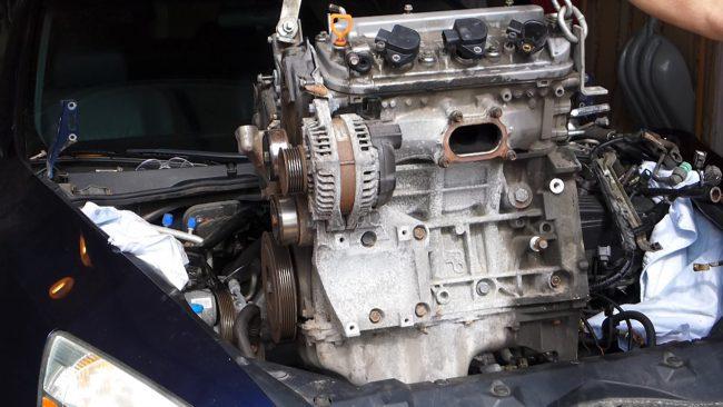 Мотор J30А4
