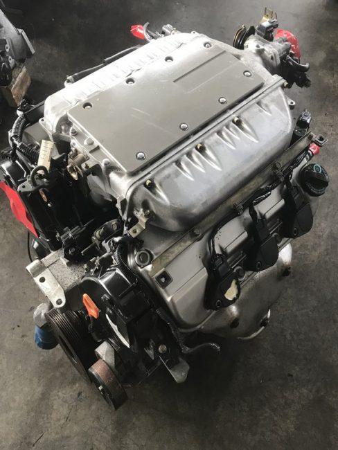 Мотор J30А5