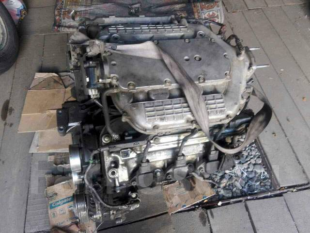 Мотор J30А9