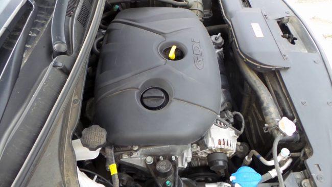 Двигатель G4NC GDI