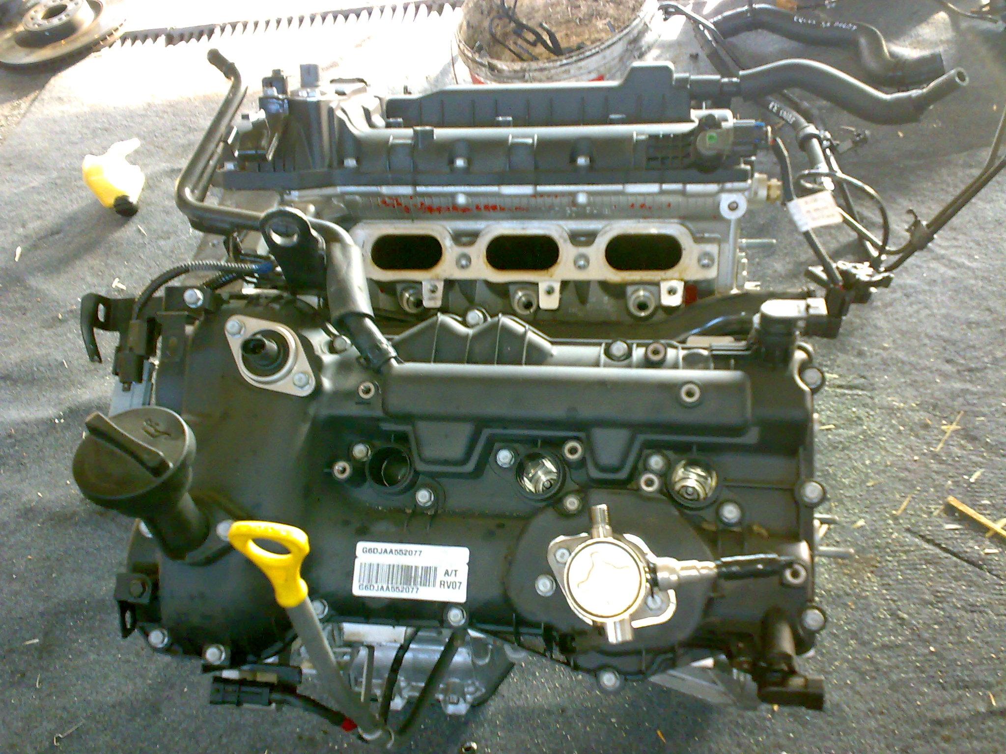 G6DJ Hyundai