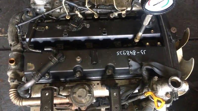 16-клапанный двигатель Хёндай