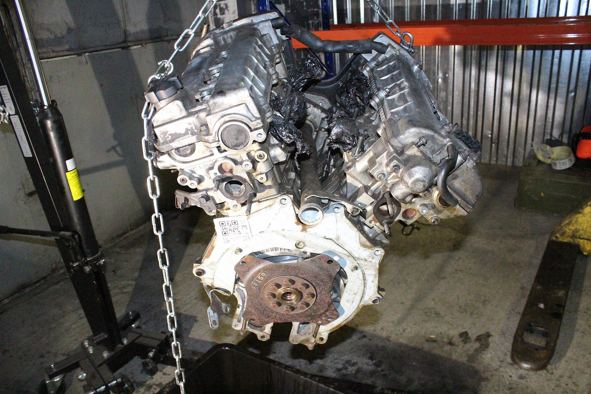 Корейский мотор G6BV