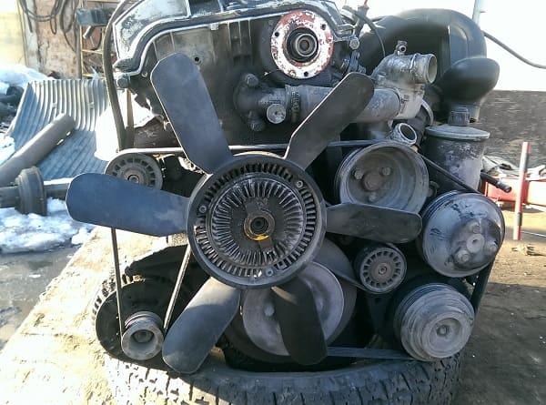 Двигатель 3,2