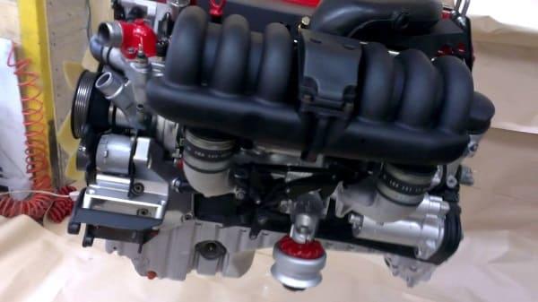 Тюнинг двигателя M104