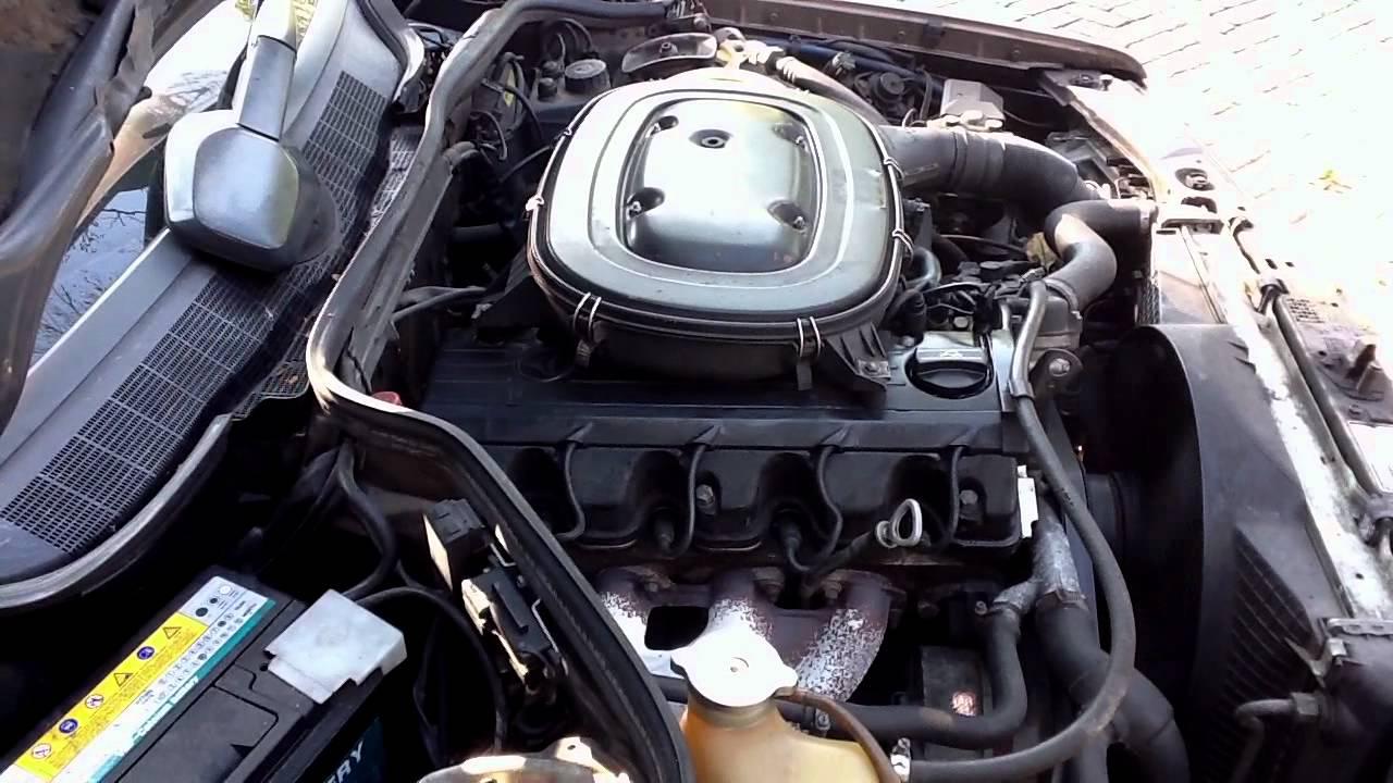 Мотор W201