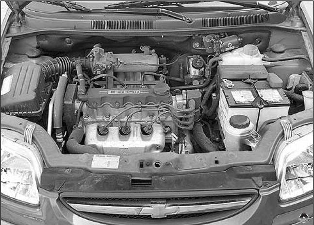 Двигатели II поколения
