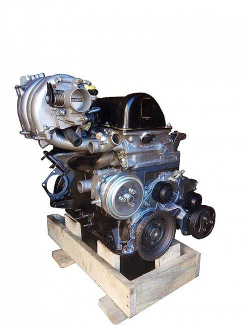 мотор ВАЗ-2123
