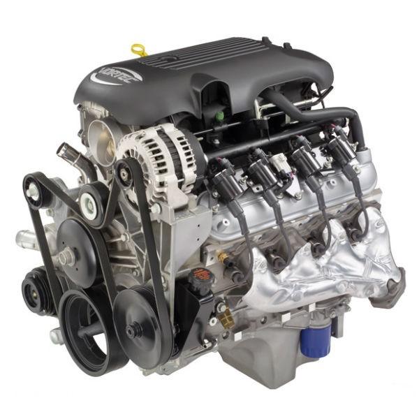 Двигатель Vortec LM7