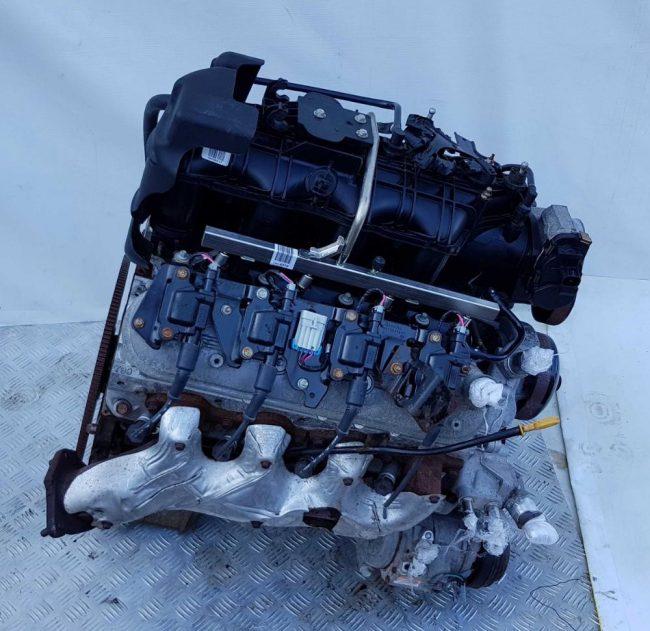 Двигатель GMC LC9
