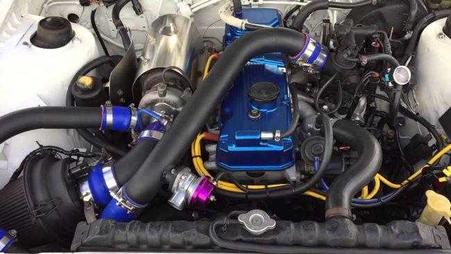 Мотор G54B