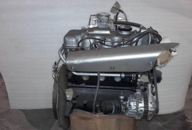 Двигатель Mitsubishi 4G33