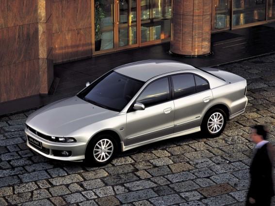 Восьмое поколение Mitsubishi Galant