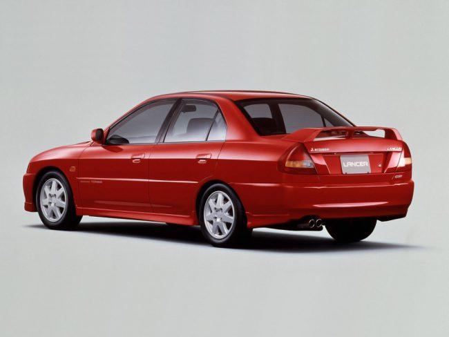 Mitsubishi Lancer 8-поколения