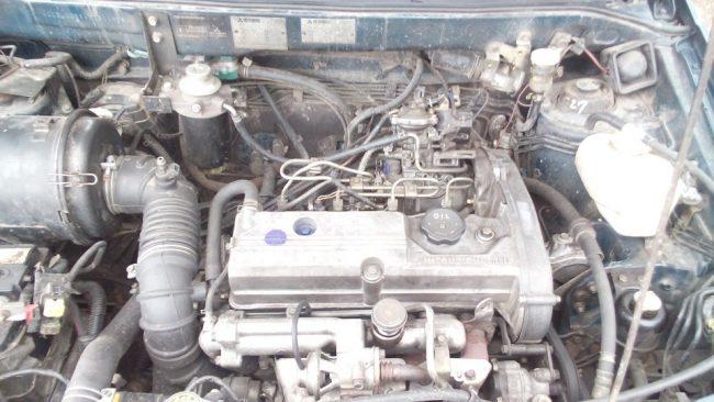 Двигатели турбо.