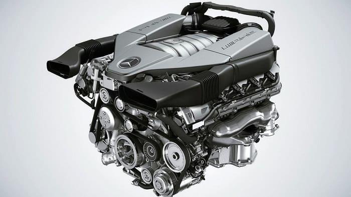 6.3-литровый двигатель