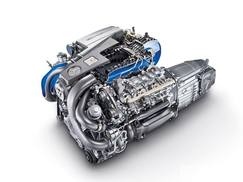 Двигатель M157