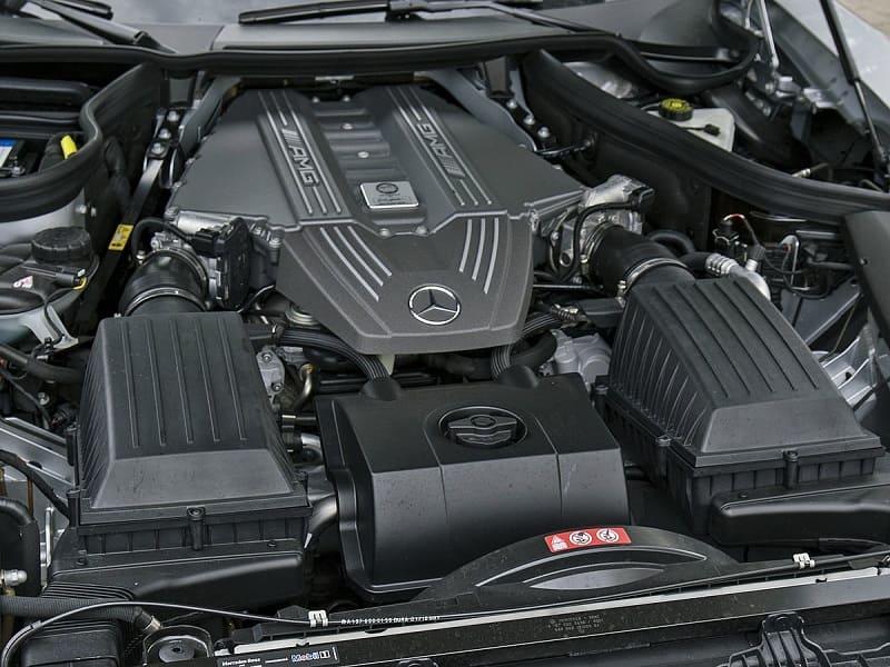 Новый двигатель M159 E63