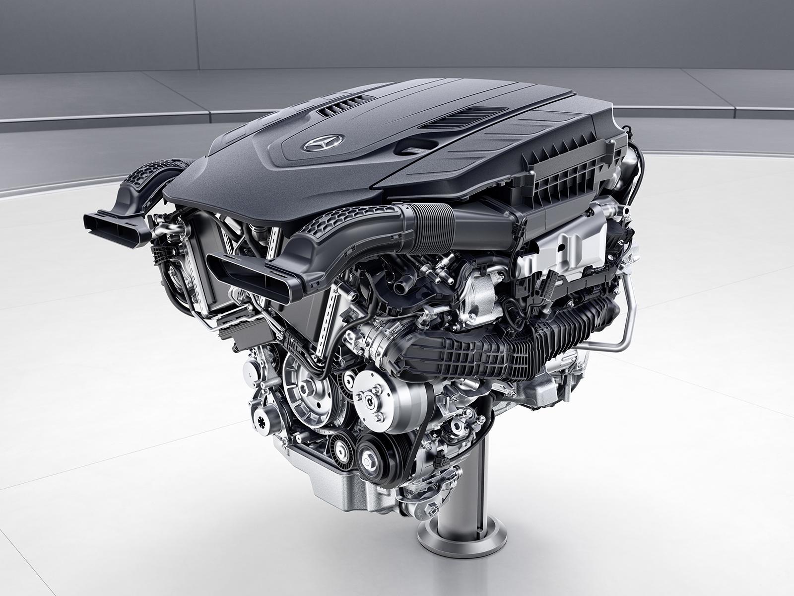 Двигатель M176