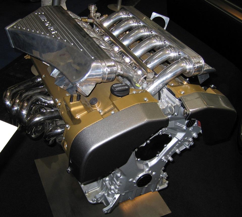 Знаменитый 120-й мотор
