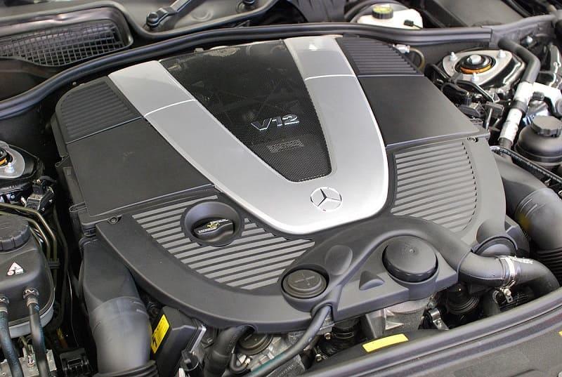 Двигатель M275