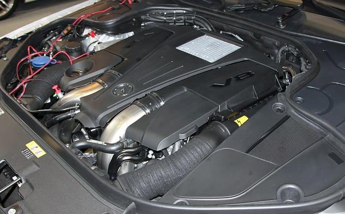 Новый двигатель 278