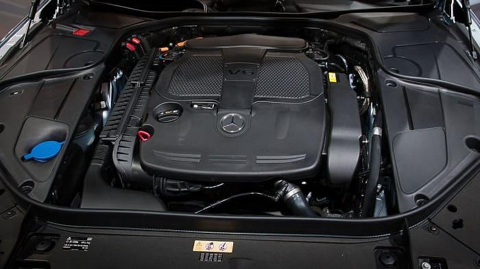 Мотор M276