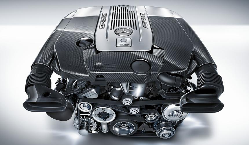 Мотор M279