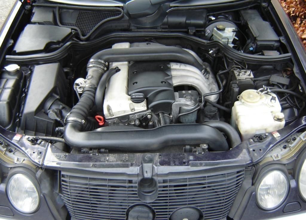 Новый силовой агрегат 602