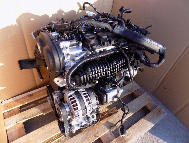 Двигатель B4204T19