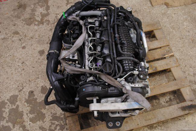 Двигатель D4204T23