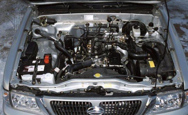 Двигатель Great Wall 491QE