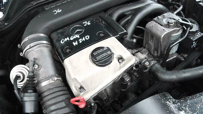 Движок OM-604