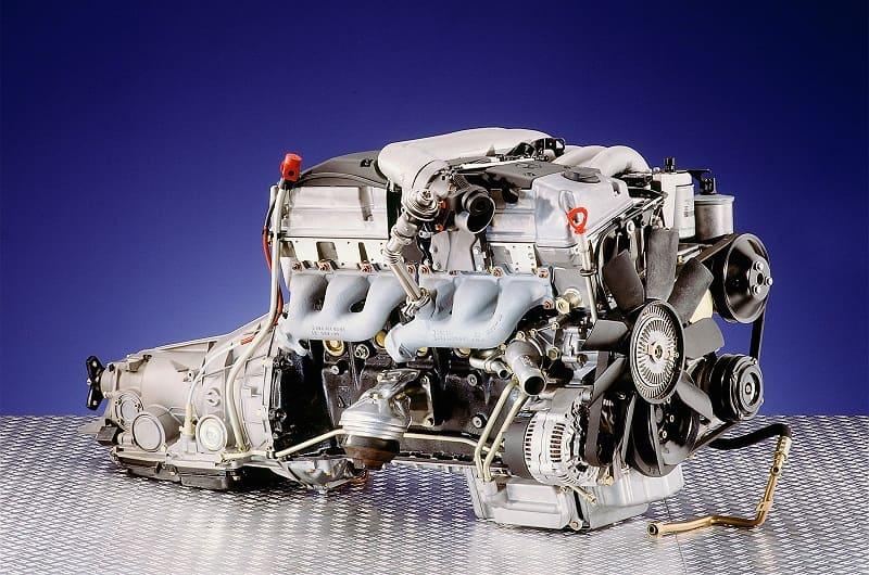 Двигатель OM-606