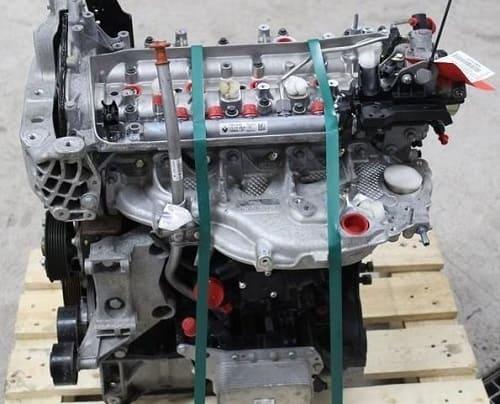 Двигатель OM 622
