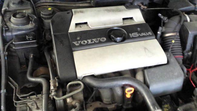 Двигатель B4184S